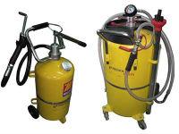 pompa+aspirator ulei mic