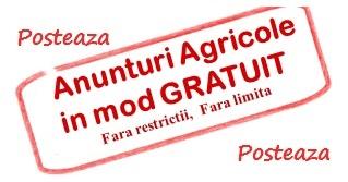 Anunturi agricole