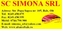 SIMONA Abator Bals